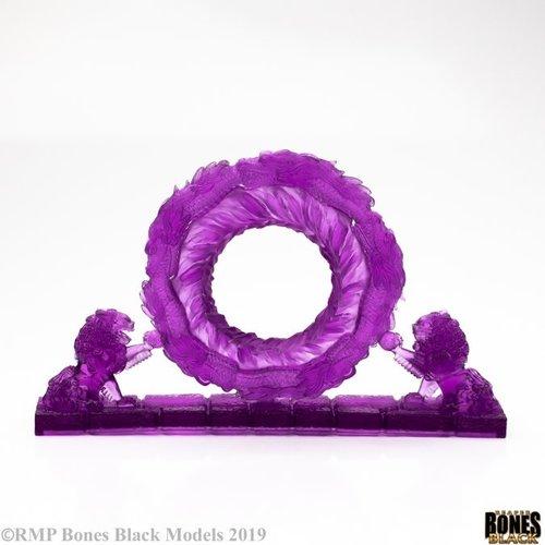 Reaper Miniatures BONES BLACK: MYSTIC PORTAL