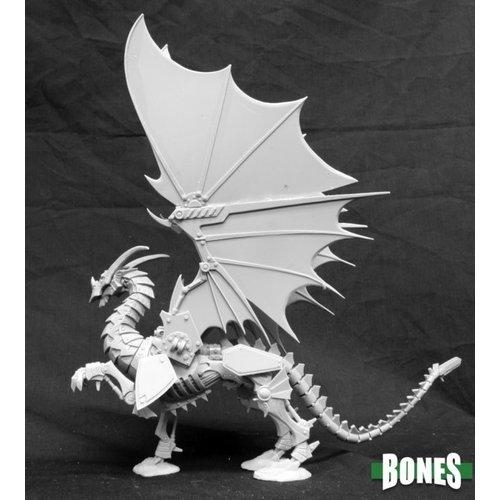 Reaper Miniatures BONES: WYRMGEAR CLOCKWORK DRA