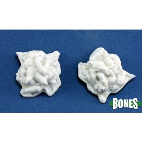 Reaper Miniatures BONES: VERMIN: RAT SWARM (2)