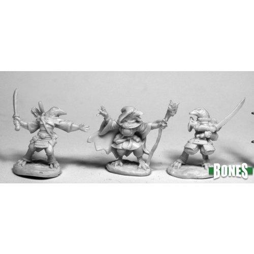 Reaper Miniatures BONES: TENGU (3)