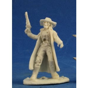 Reaper Miniatures BONES: SAVAGE WORLDS: UNDEAD OUTLAW