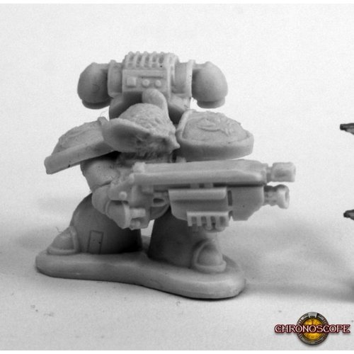 Reaper Miniatures BONES: SPACE MOUSLING LOOKING LEFT