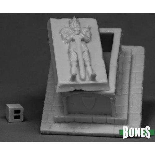 Reaper Miniatures BONES: LARGE SARCOPHAGUS