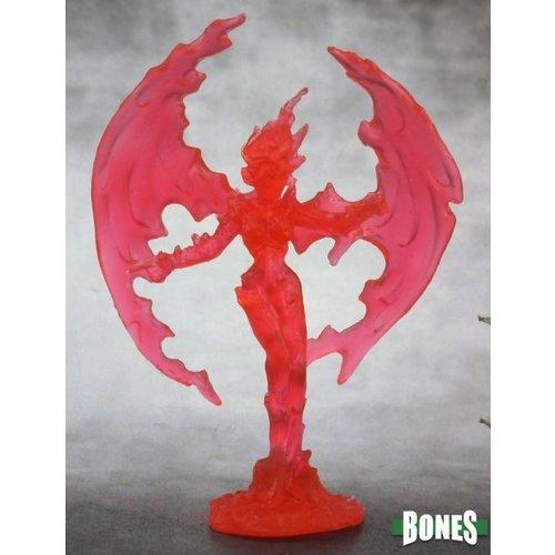 Reaper Miniatures BONES: MEDIUM FIRE ELEMENTAL
