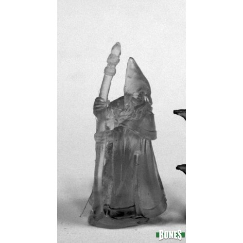 Reaper Miniatures BONES: INVISIBLE WIZARD