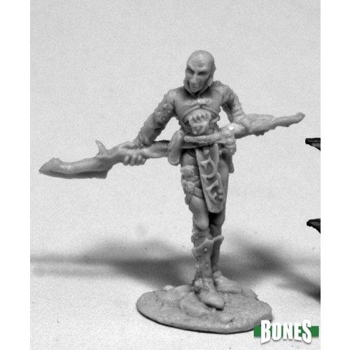 Reaper Miniatures BONES: EREDAIN MERCENARY WIZ