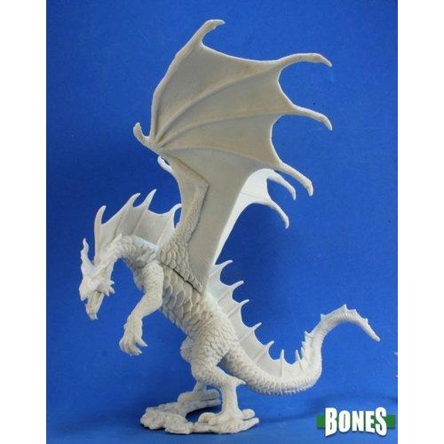 Reaper Miniatures BONES: CINDER FIRE DRAGON