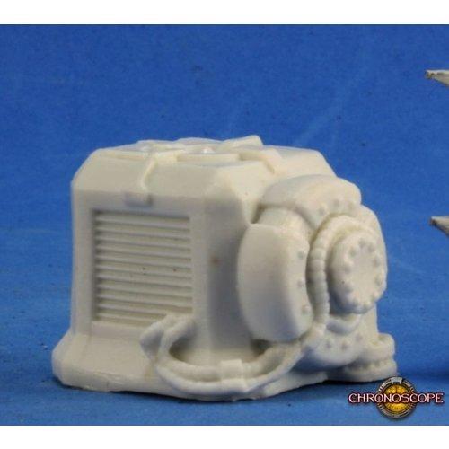 Reaper Miniatures BONES: CHRONOSCOPE: STARSHIP GENERATOR