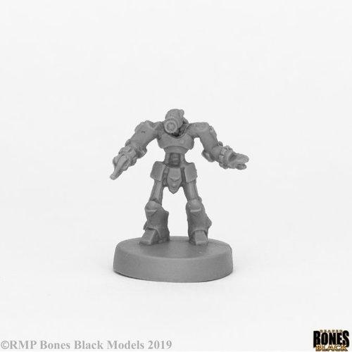 Reaper Miniatures BONES BLACK: XAIRBOT (SMALL)