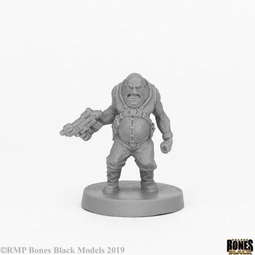 Reaper Miniatures BONES BLACK: SPACE HENCHMAN