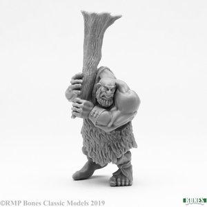 Reaper Miniatures BONES: HILL GIANT LOWLAND CHIEF