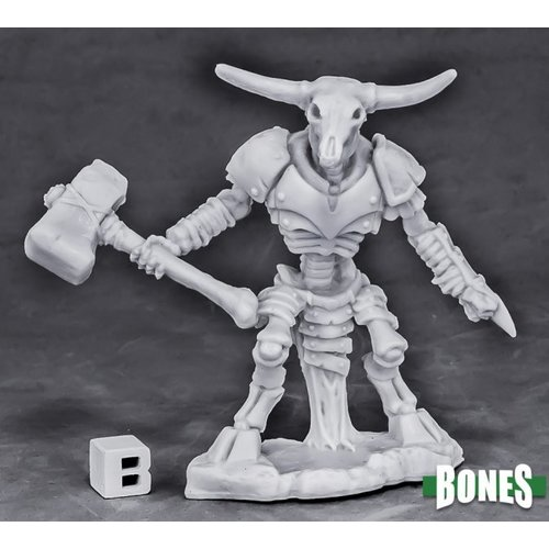 Reaper Miniatures BONES: UNDYING MINOTAUR