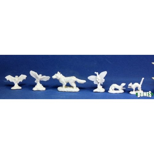 Reaper Miniatures BONES: FAMILIARS