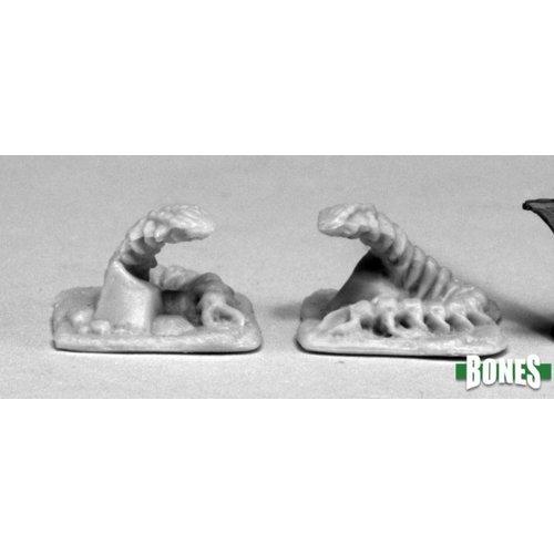 Reaper Miniatures BONES: DUNGEON VERMIN - CENTIPEDE