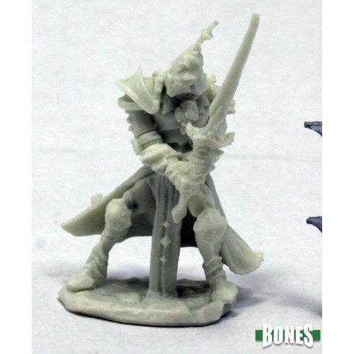 Reaper Miniatures BONES: ANDRAS EVIL WARRIOR
