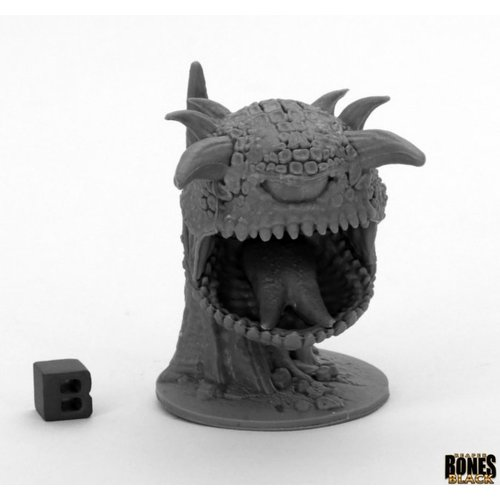 Reaper Miniatures BONES BLACK: DARK WATCHER
