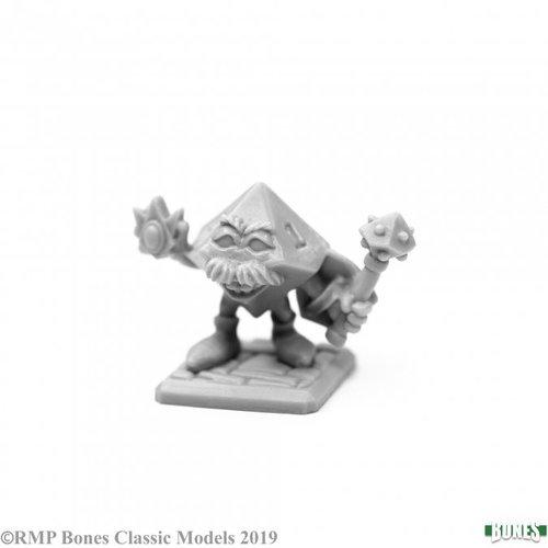 Reaper Miniatures BONES: D TENIAN, D10