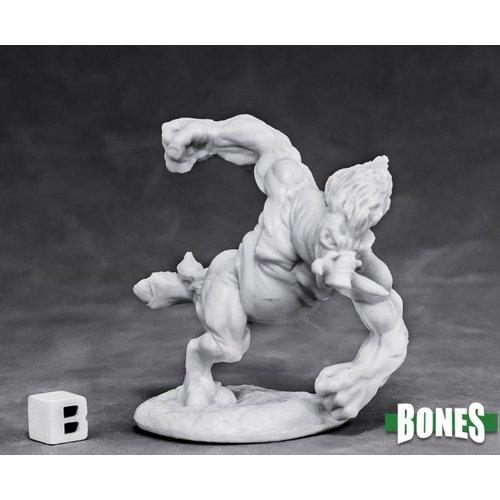 Reaper Miniatures BONES: WEREBOAR