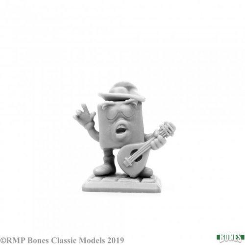 Reaper Miniatures BONES: ALEON, D6