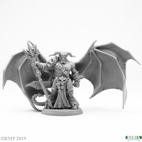 Reaper Miniatures BONES: KING OF HELL