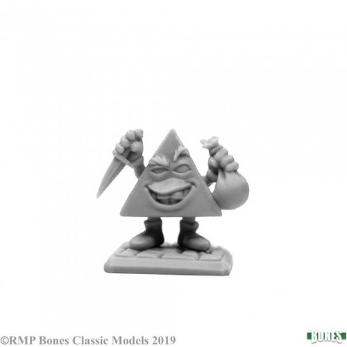 Reaper Miniatures BONES: PYRAM THE PINCHER, D4