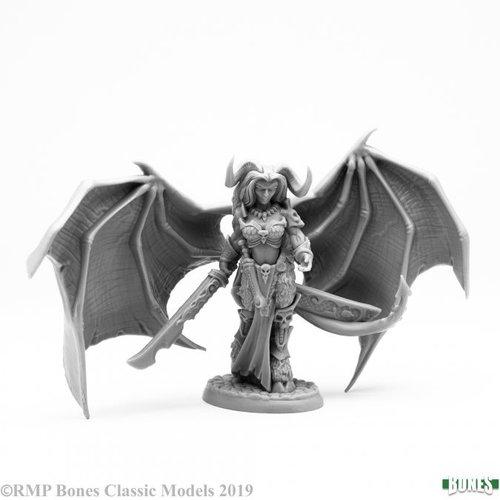 Reaper Miniatures BONES: QUEEN OF HELL