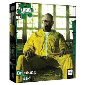 The Op | usaopoly US1000 BREAKING BAD