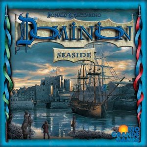 Rio Grande Games DOMINION: SEASIDE