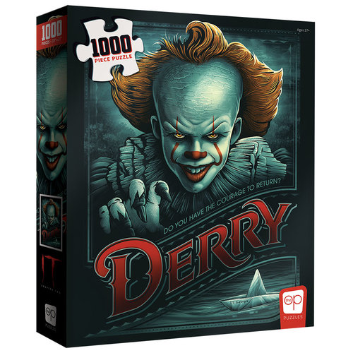 USAopoly US1000 IT CHAPTER TWO RETURN TO DERRY