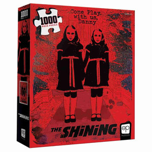 The Op | usaopoly US1000 THE SHINING COME PLAY WITH US