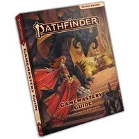 PATHFINDER 2ND EDITION: GAMEMASTERY GUIDE HARDCOVER