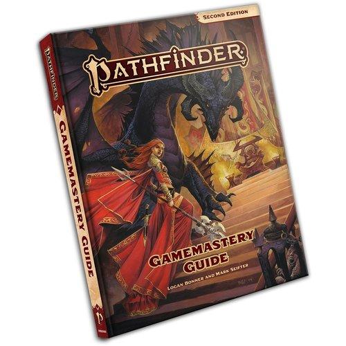 Paizo Publishing PATHFINDER 2ND EDITION: GAMEMASTERY GUIDE HARDCOVER