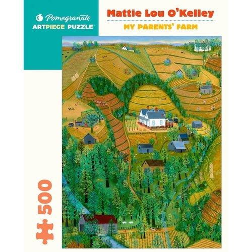POMEGRANATE PM500 O'KELLEY - MY PARENTS' FARM