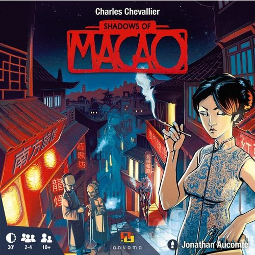 Ankama Board Games SHADOWS OF MACAO