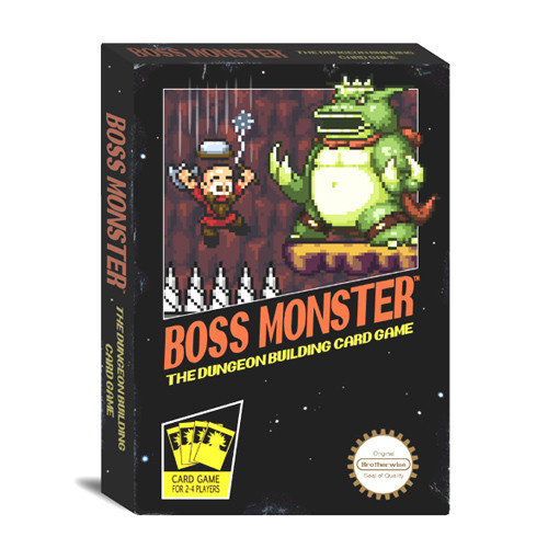 Brotherwise Games BOSS MONSTER: DUNGEON BUILDING CARD GAME