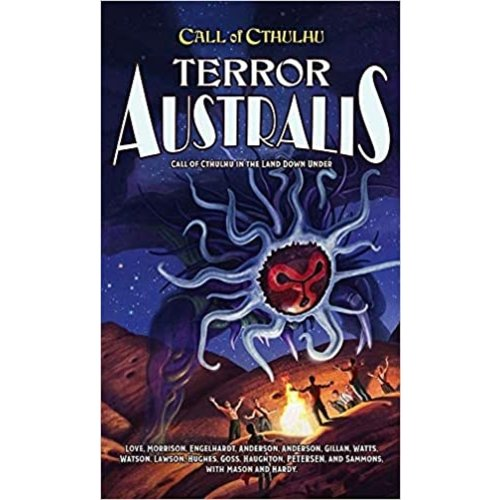 Chaosium CALL OF CTHULHU: TERROR AUSTRALIS - CALL OF CTHULHU IN THE LAND DOWN UNDER