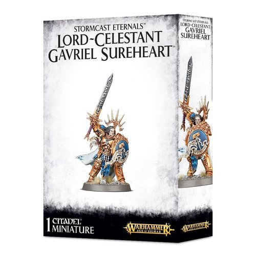 Games Workshop STORMCAST ETERNALS GAVRIEL SUREHEART