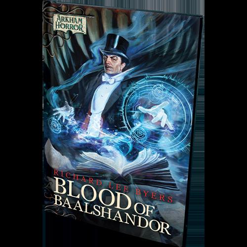 Fantasy Flight Games ARKHAM HORROR NOVELLA: THE BLOOD OF BAALSHANDOR