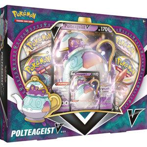 Pokemon USA POKEMON: POLEAGEIST V BOX