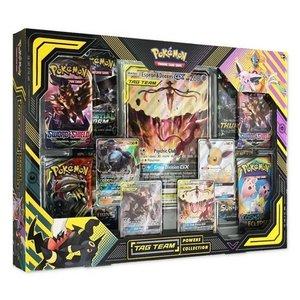 Pokemon USA POKEMON: TAG TEAM POWERS COLLECTION - ESPEON & DEOXYS-GX