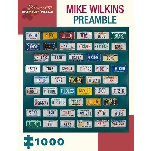 POMEGRANATE PM1000 WILKINS - PREAMBLE