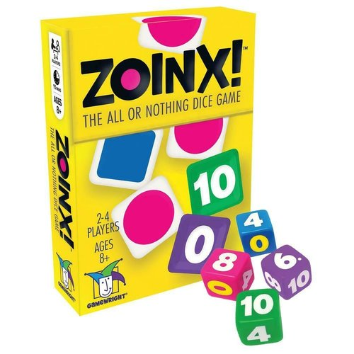 Gamewright ZOINX!