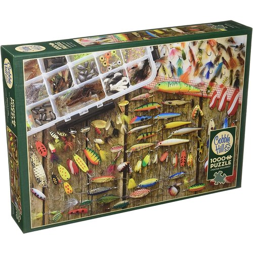 Cobble Hill CH1000 FISHING LURES