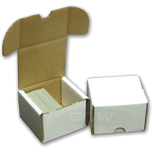 BCW Diversified CARDBOARD BOX: 100 COUNT