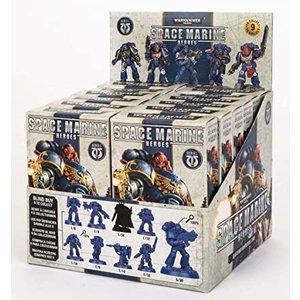 Games Workshop SPACE MARINE HEROES