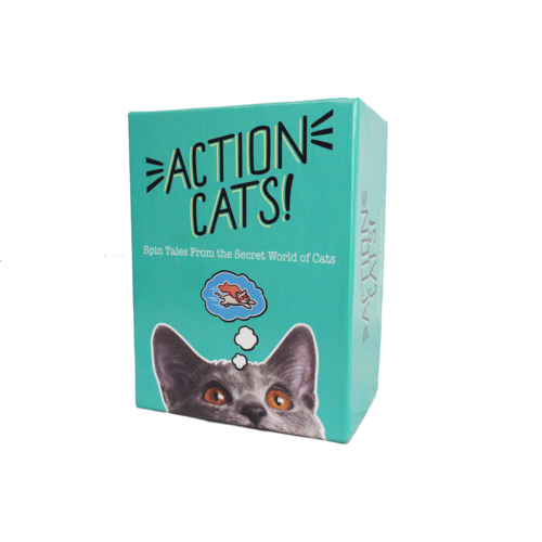BLACKBOX (CAH) ACTION CATS!