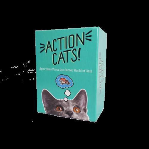 BLACKBOX (CAH) ACTION CATS!