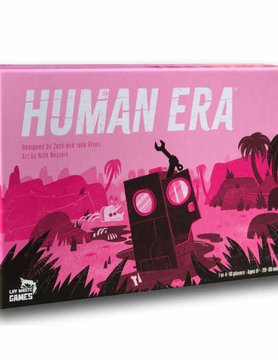 BLACKBOX (CAH) HUMAN ERA