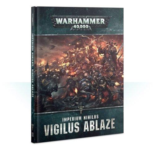 Games Workshop 40K VIGILUS ABLAZE