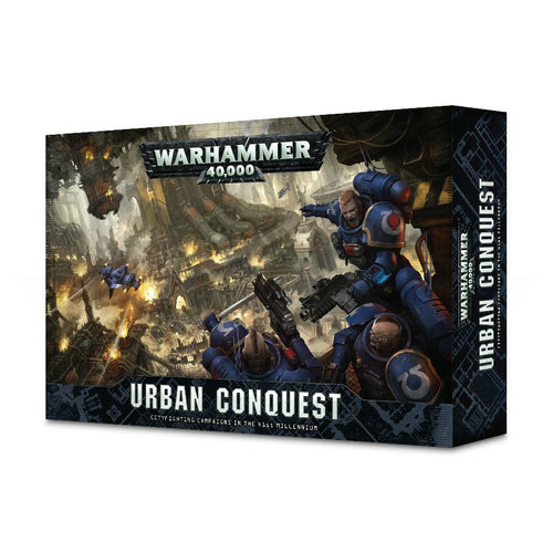 Games Workshop 40K URBAN CONQUEST